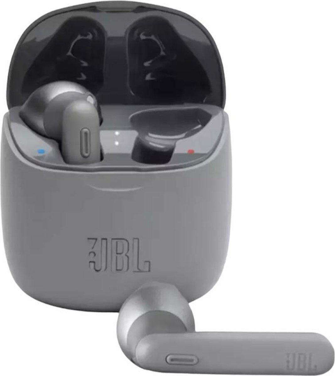 JBL Tune 220TWS - Volledig draadloze oordopjes - Grijs