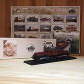 Ce 6/8 II Krokodil Locomotief Nr 14253 1919 Dummy Editions Atlas Collections