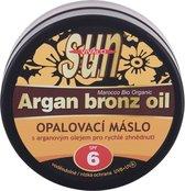 Zonnebrandcrème met Arganolie SPF 6