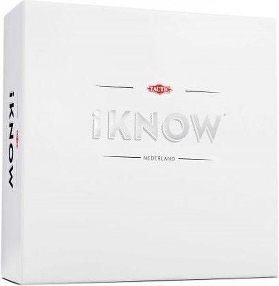 iKnow Nederland - Gezelschapsspel