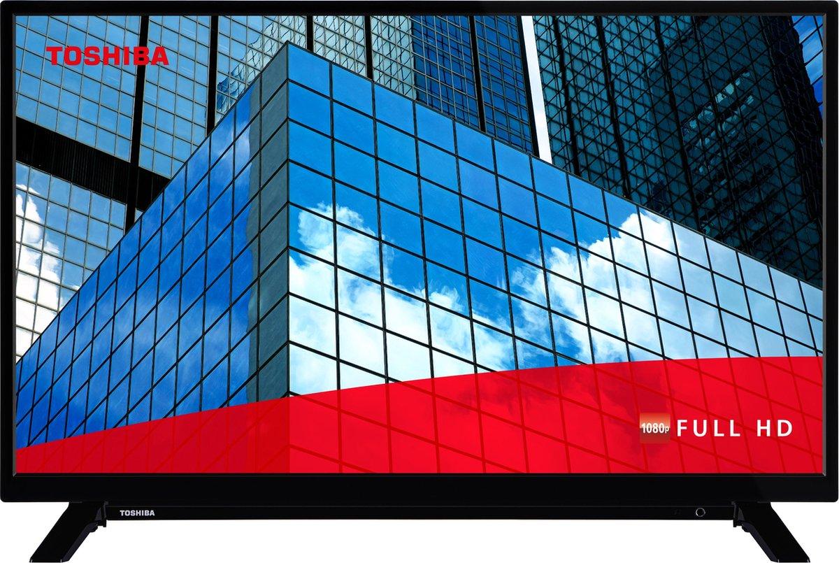 TOSHIBA 32L2063DG – Full HD Televisie – Smart TV