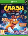 Crash Bandicoot 4: It's About Time! - Xbox One & Xbox Series X