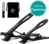 FreshDragon™ Nagelknipper Set – Tegen Kalknagel - Teennagelknipper -  Nagelschaar - Nageltang