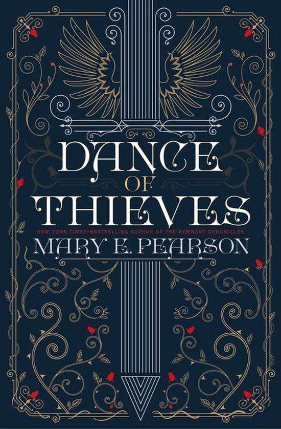Boek cover Dance of Thieves van Mary E. Pearson (Onbekend)