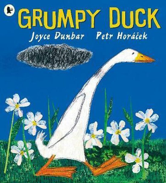 Boek cover Grumpy Duck van Joyce Dunbar (Paperback)