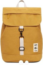 Lefrik Scout Mini Rugzak - Eco Friendly - Recycled Materiaal - Mustard