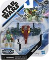 Star Wars The Mandalorian - Boba Fett Gear Class Mission Fleet