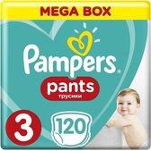 Pampers Baby Dry Pants Maat 3 - 120 Luierbroekjes Voordeelverpakking