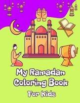 My Ramadan coloring book for kids