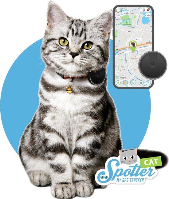 Spotter Huisdier GPS Tracker Kat