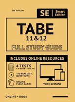 Tabe 11 & 12 Full Study Guide 2nd Edition