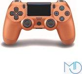 Kwalitatief Goede Wireless Controller - V2 - Geschikt voor PS4 - Koper / Copper