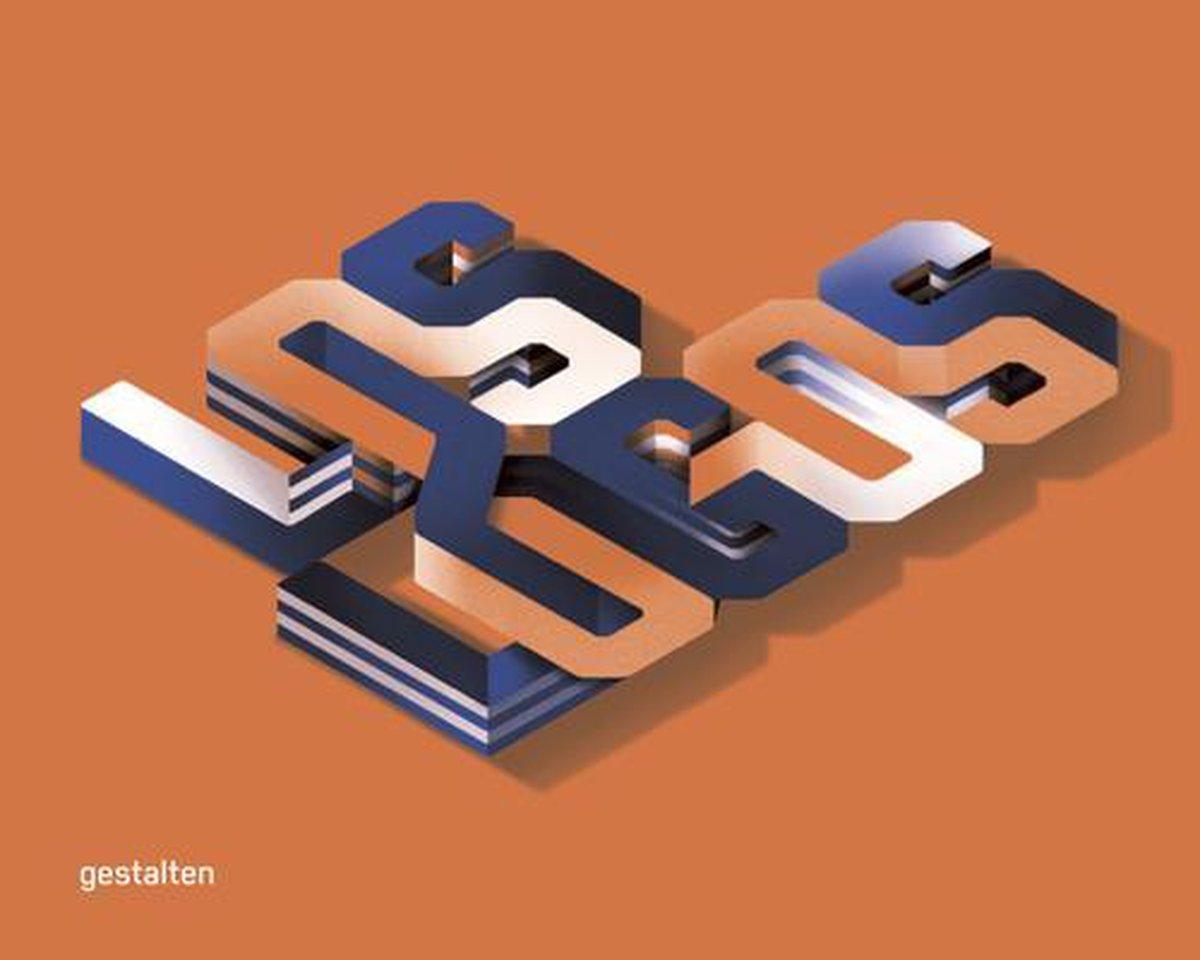 Los Logos 8 - Die Gestalten Verlag