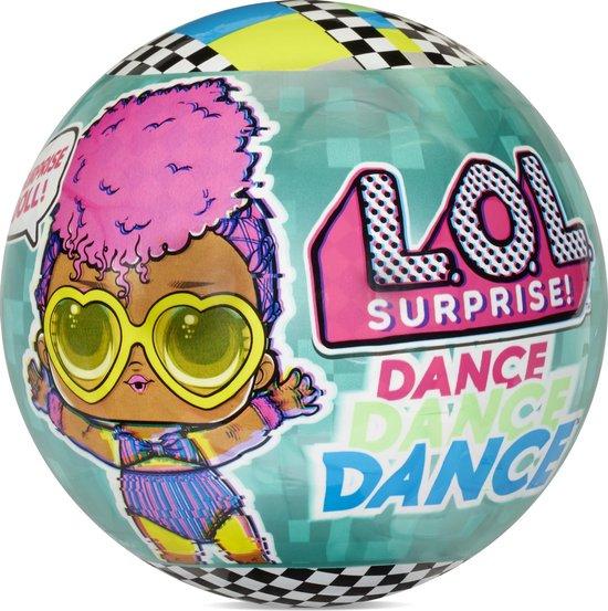 L.O.L. Surprise! Dance Tots Bal - Minipop