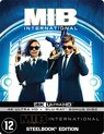 Men in Black: International (Steelbook) (4K Ultra HD Blu-ray)