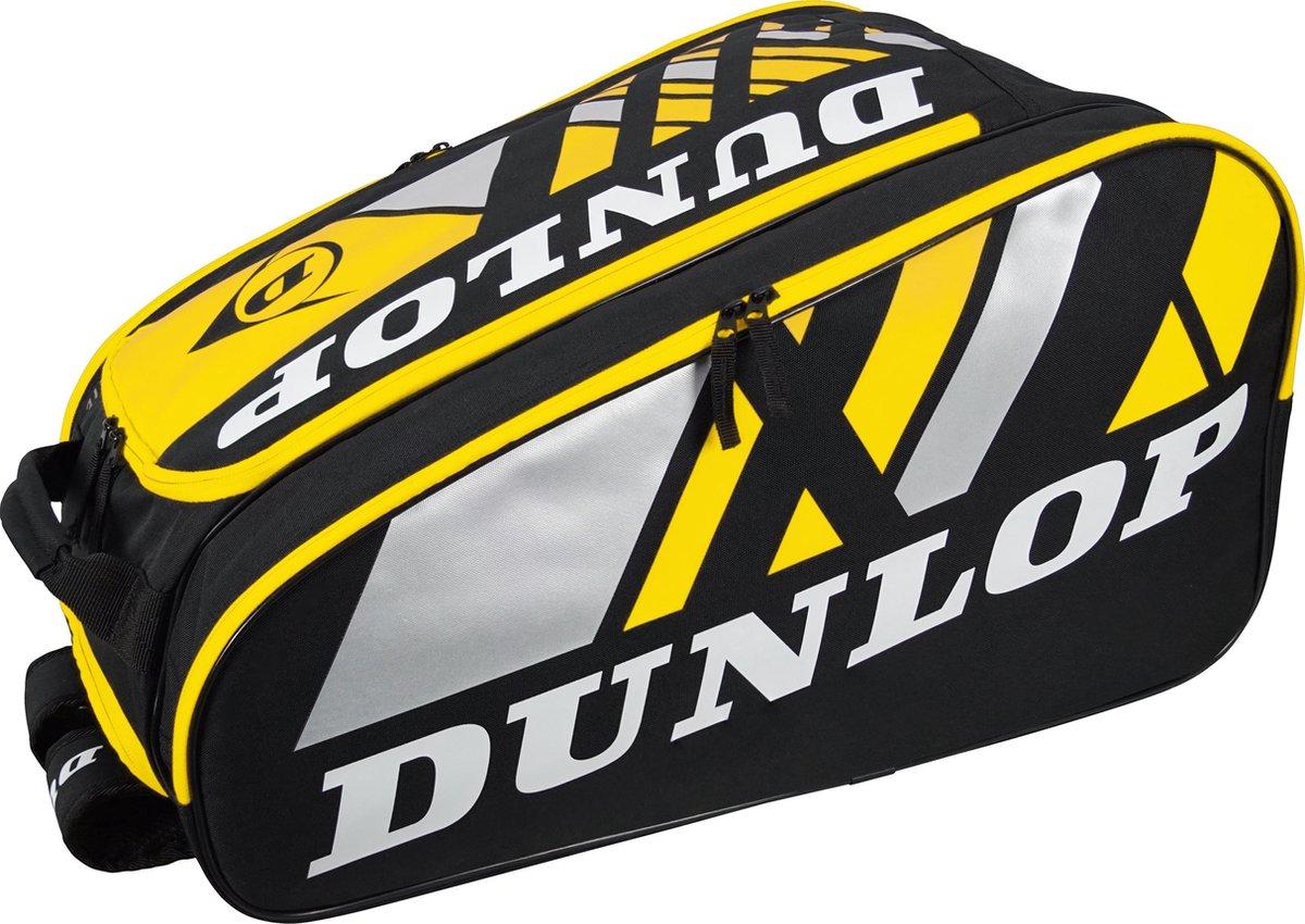 Dunlop Padel Tas Pro Series- geel