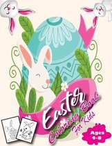 Easter Coloring Book for Kids Ages 4-8: Best Coloring Book for Children Aged 4-8 (Children's Coloring Book for Kids)