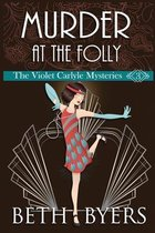 Boek cover Murder at the Folly van Beth Byers
