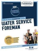 Water Service Foreman, Volume 2918