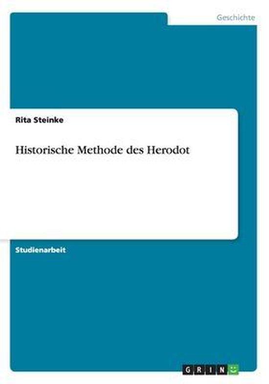 Historische Methode des Herodot