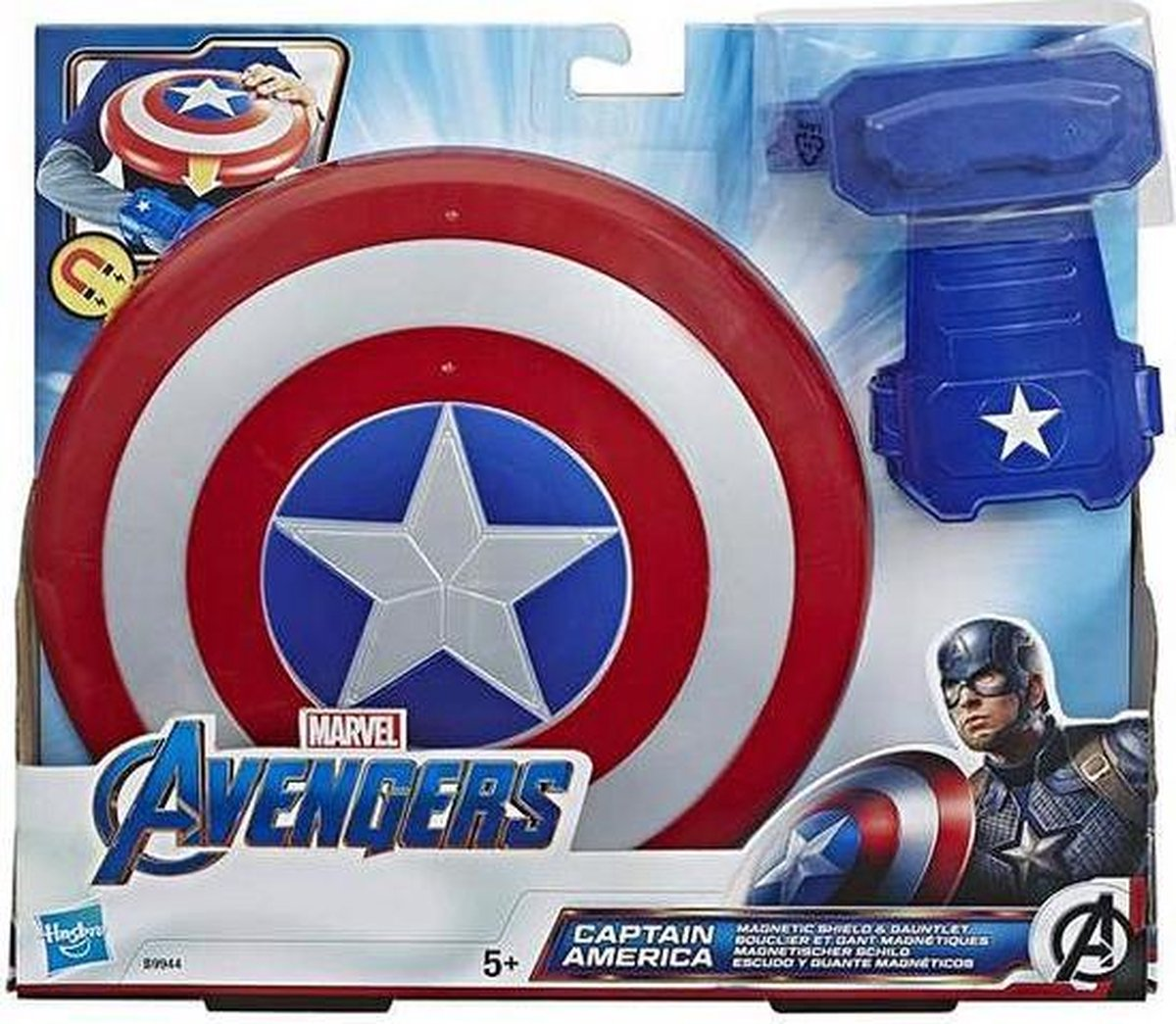 Avengers Captain America Magnetisch Schild Hasbro