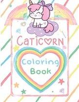 Caticorn Coloring Book