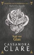 Boek cover Kronieken van de Onderwereld 3 -   Stad van Glas van Cassandra Clare (Paperback)