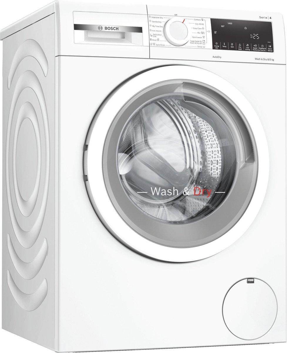 Bosch WNA13400EU – Serie 4 – Was-droogcombinatie
