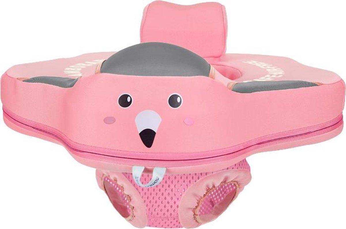 Air Free Seat Baby Float - Zwemzitje - Niet opblaasbare Zit Float - Flotador Zwemmen - Zwemband | Roze