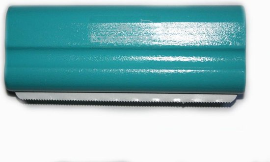 Equigroomer Small Turquoise 5 inch