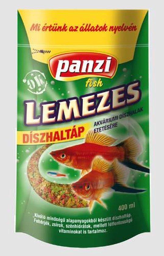 Panzi-Pet - Vissenvoer - vissenvoer aquarium - vlokken - 400ml