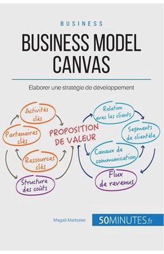 Boek cover Business Model Canvas van Marbaise Magali Marbaise (Paperback)