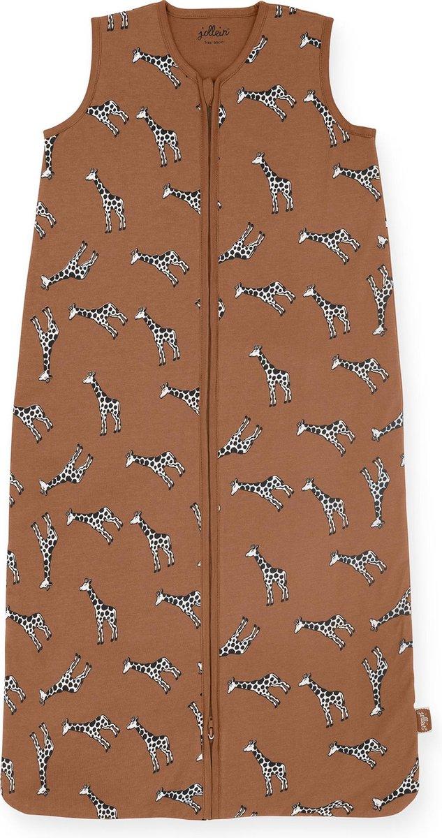 Jollein Giraffe Slaapzak zomer 110cm caramel