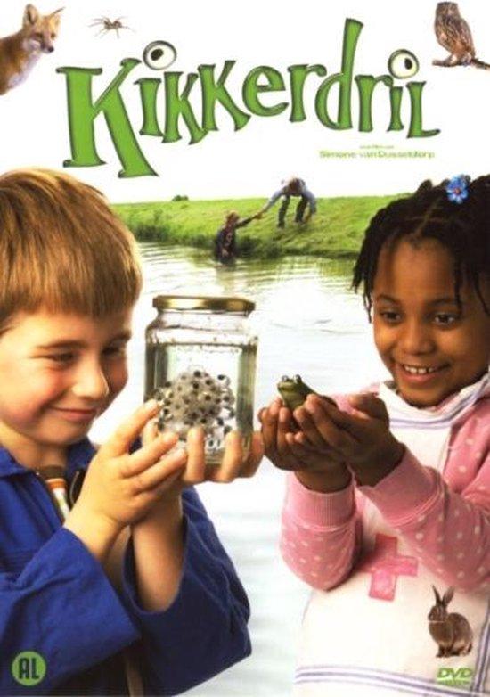 Cover van de film 'Kikkerdril'