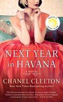Omslag Next Year in Havana