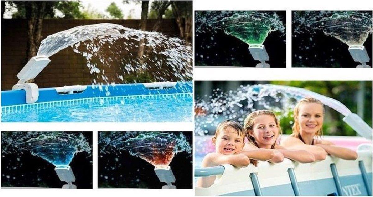 Intex Led Waterfontein