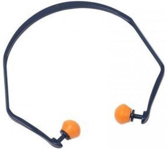 Gehoorbeugel - 3m - Snr -26-db - Blauw - Oranje - Gehoorbescherming -...