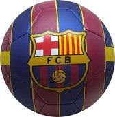 FC Barcelona Voetbal met Logo Maat 5