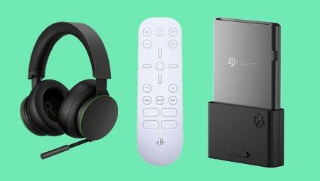 Next generation console accessoires