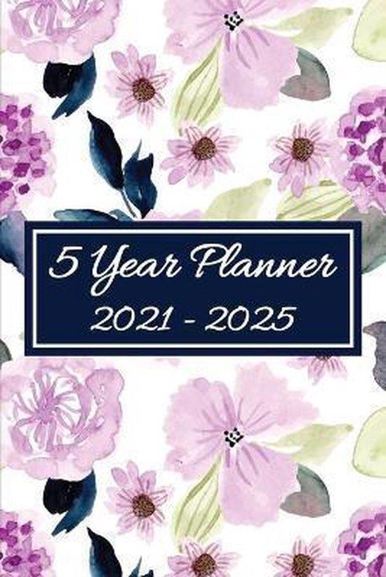 5 Year Planner