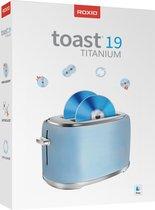 Roxio Toast 19 Titanium - MAC