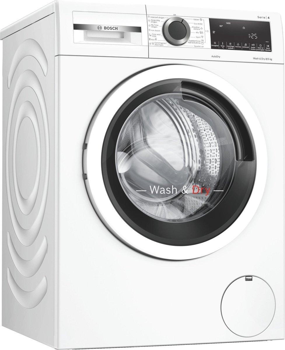 Bosch WNA13400NL – Serie 4 – Was-droogcombinatie