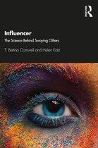 Boek cover Influencer van T. Bettina Cornwell