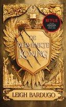 Boek cover De verminkte koning van Leigh Bardugo