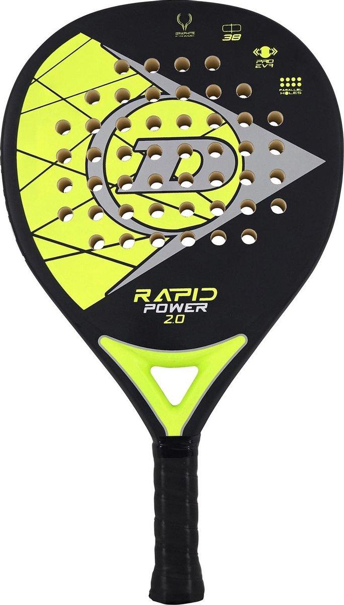 Dunlop  RAPID POWER 2.0 – Padelracket – rood