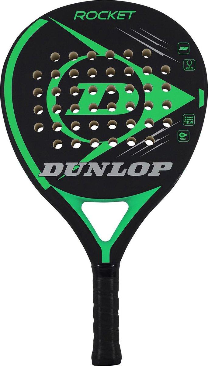 Dunlop ROCKET – Padelracket – groen