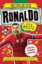 Voetbalhelden  -   Ronaldo is de beste