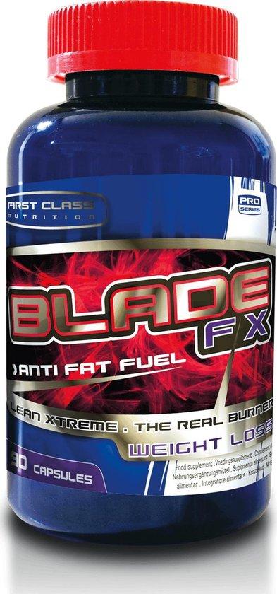 blade fx fat burner