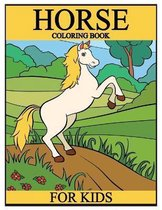 Horse Coloring Book For Kids: Horses and Ponies Coloring and Sticker Fun (Dover Coloring Books), Horses Coloring Book for Kids