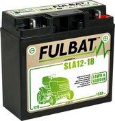 Fulbat/BoParts accu universeel 12V/18Ah